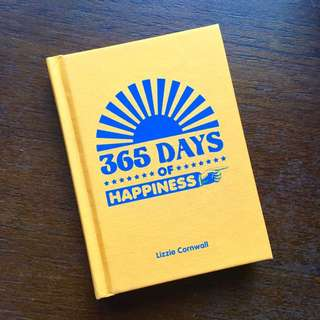 ✨Brand New✨ 365 Days Of Happiness By Lizzie Cornwall