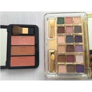 Estee Lauder Bundle - Bronzer/Blush and Eyeshadow
