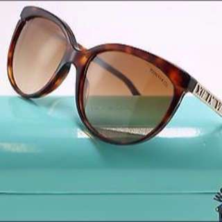 💥TIFFANY & Co TORTOISE HAVANA SUNNIES💥