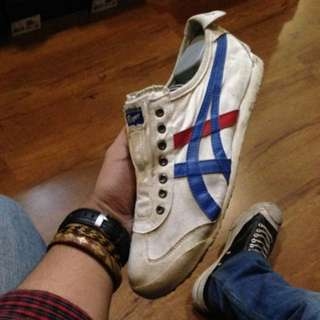 Onitsuka Tiger Mexico 66 Slip On Like New