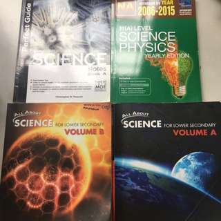 TEXTBOOKS AND TYS