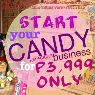 Candy Shop Business
