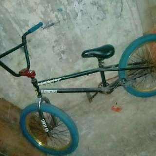 Dijual Cepat Sepeda Bmx Kondisi Mulus (NEGO)