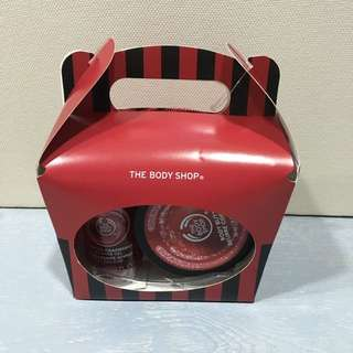 Body Shop - Frosted Cranberry Gift Box