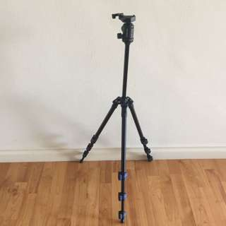 Hahnel Triad 30 Lite Tripod With Carrying Case (> 80% Off)