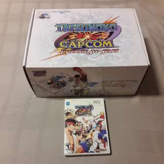 Wii Tatsunoko vs Capcom Ultimate All-Star