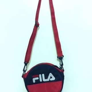 FILA 圓形小側背包👈👈