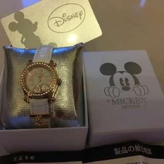 Disney Swarovski Watch