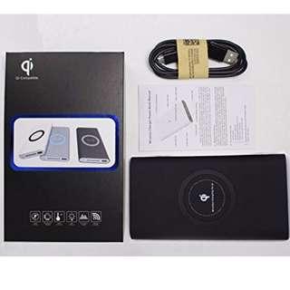 Qi Wireless Power Bank (10000mAh)  for Samsung