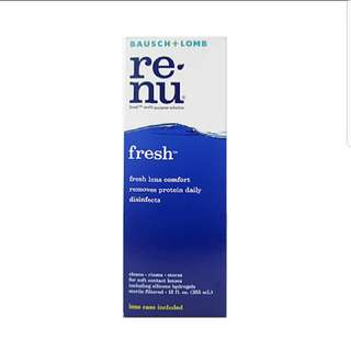 BNIP Bausch and Lomb Renu Fresh Multi-Purpose Solution