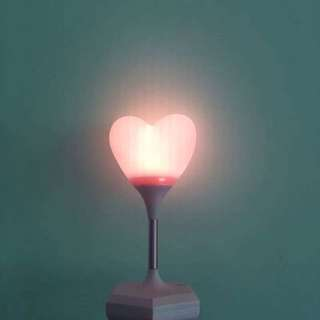 Sweet 爆   心心枱燈
