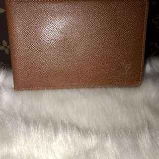 Authentic Vintage Louis Vuitton Card / ID Wallet