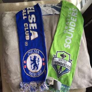 Adidas Sports Scarf Chelsea FC