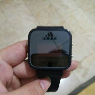 Jam Tangan Led Watch Adidas