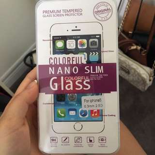 Premium Tempered Glass Screen Protector iPhone 6/6s