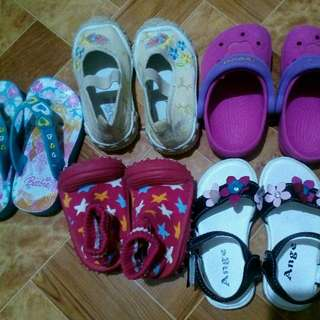 Take All Pre Loved Sandals/shoes