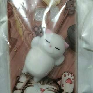 Cat Squishy Samsung S7 Cover