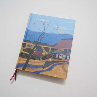Tales Diary Notebook