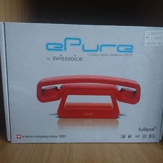 ePure by SwissVoice a.k.a banker's phone