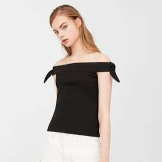 MANGO Offshoulder Top