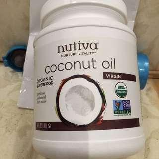 有機椰子油 生酮飲食 54oz