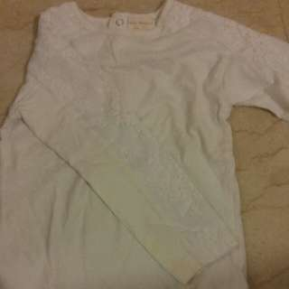 Zara Babygirl Long Sleeves