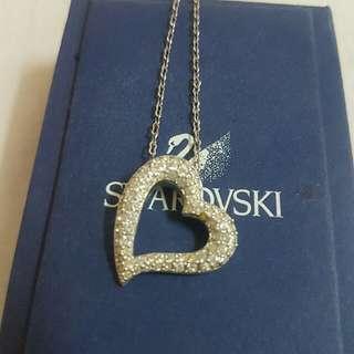 Swarovski Necklace Heart Shaped 心型頸鏈