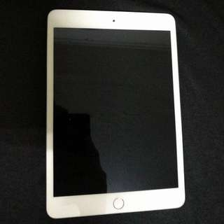 iPad Mini 3 16GB White/Silver