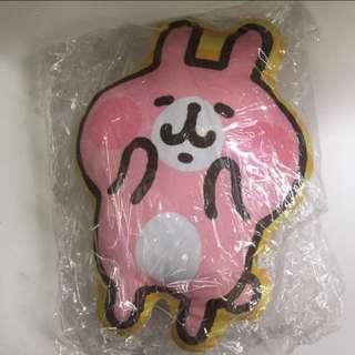《東方新地》x《more》x《新假期》軟綿綿P助與粉紅兔兔cushions