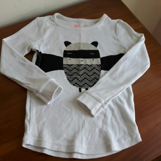 (4y) Cotton On Long Sleeve Shirt