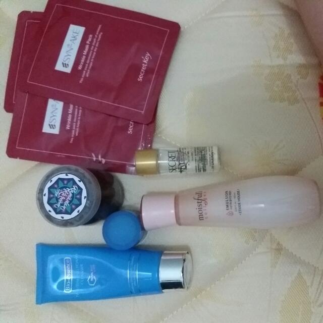 7 Step Korean Skin Care