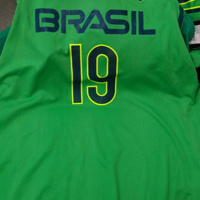 巴西閃電里約奧運球衣