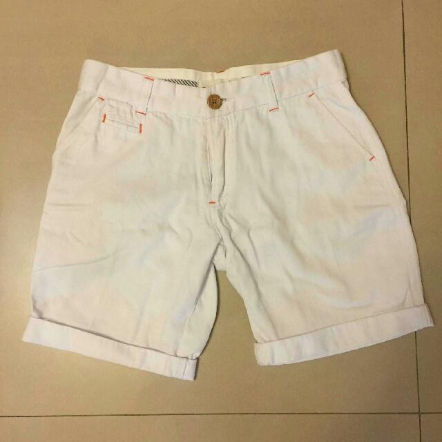 喜新厭舊 你所見過保存最好的二手衣 短褲 版型極佳