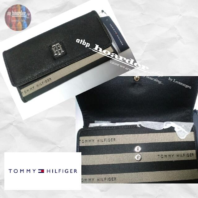 🆕 Auth Tommy Hilfiger Ladies Wallet