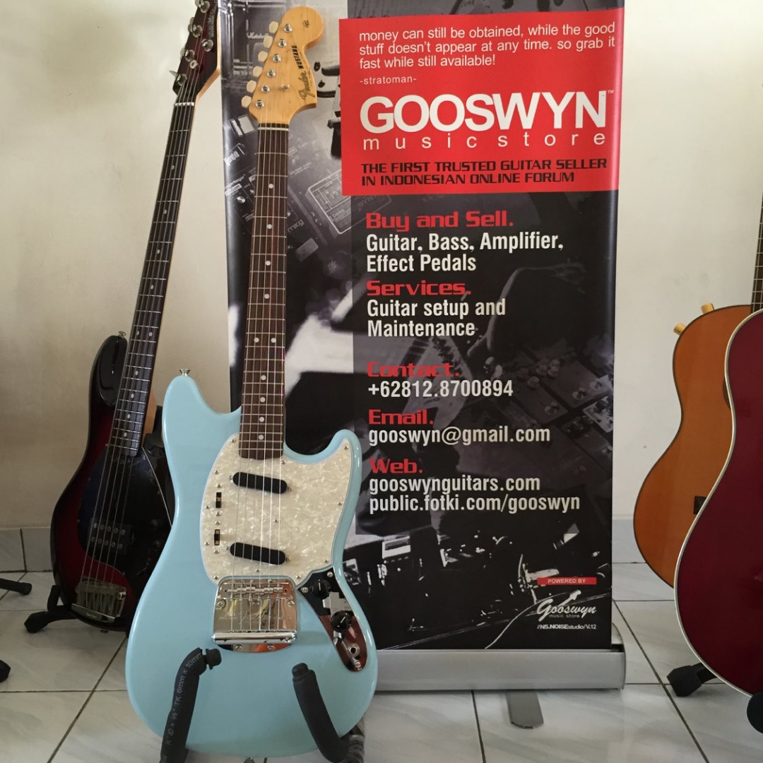 BRAND NEW !! ** FENDER JAPAN EXCLUSIVE CLASSIC 60'S MUSTANG