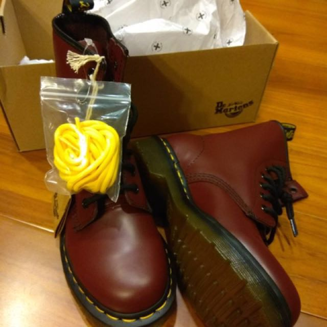 全新正品_Dr. Martens 1460w 女鞋