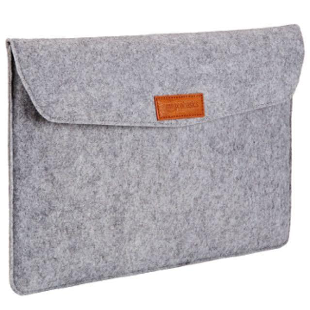 Amazon素色電腦包 灰色/深灰 可選