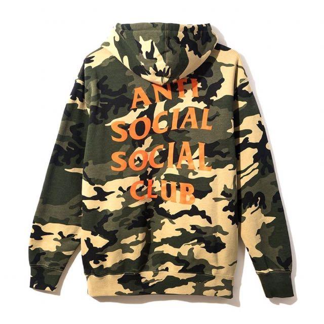Anti Social Social Club - Sixth St. Hoodie (XL)