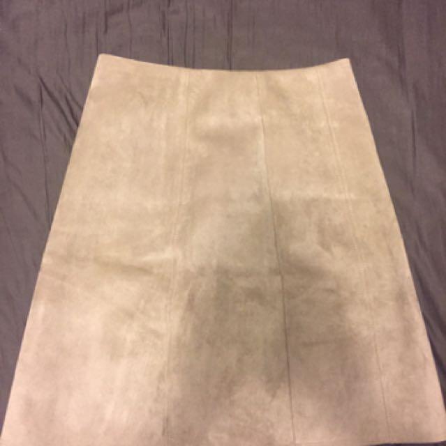 Aritzia Babaton Hooper Skirt