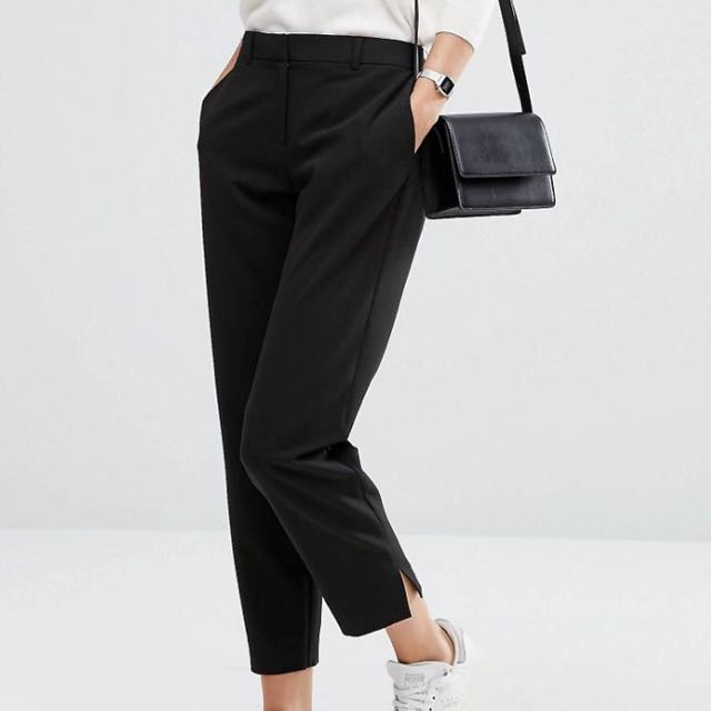 ASOS crop trousers