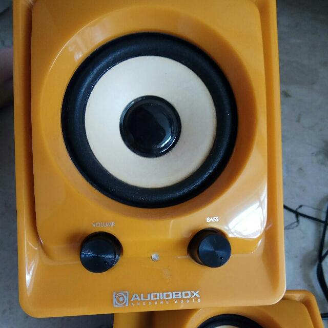 Audiobox  A100-u Speakers