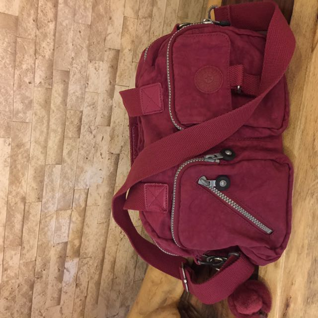 Authentic Kipling 2 Ways Bag