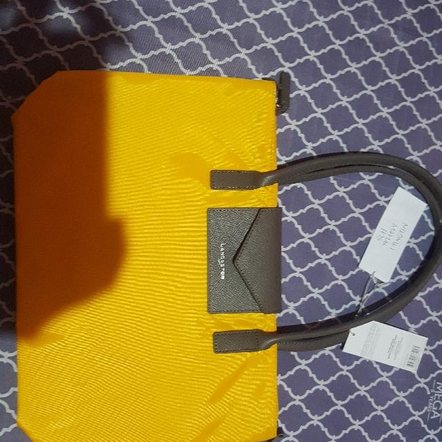 Authentic LANCASTER TOTE BAG
