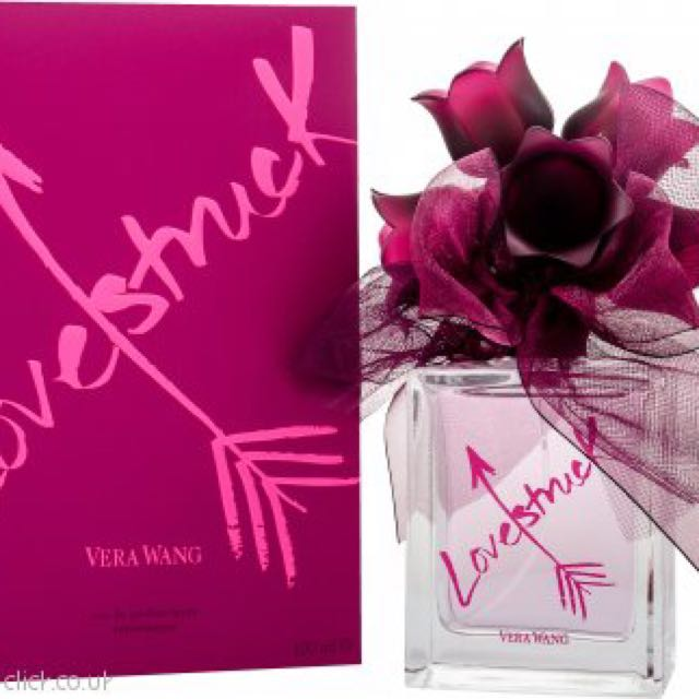 AUTHENTIC VERA WANG 'LOVESTRUCK' Eau De Parfum