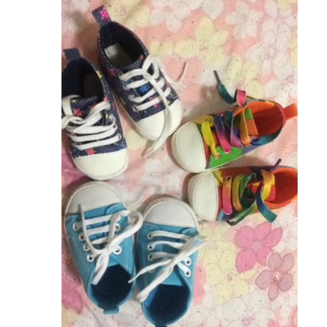 Baby shoes, preloved But Good condition