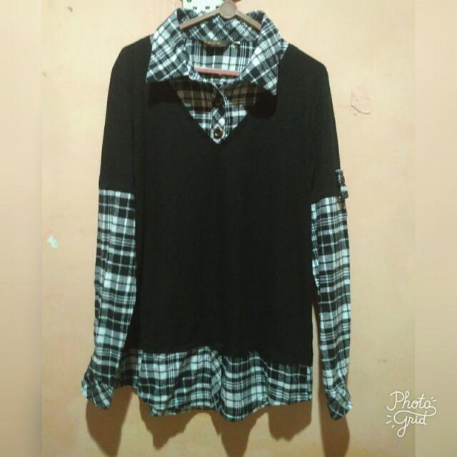 Blouse Mixed Import