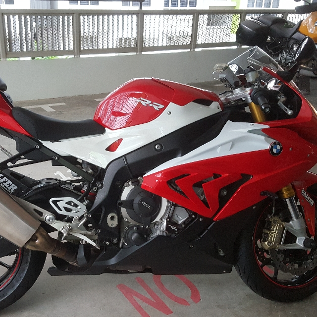 Bmw S1000rr 2015 Motorbikes Motorbikes For Sale Class 2 On Carousell