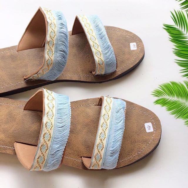 Boho Simply Sandal 4B