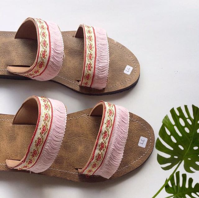 Boho Simply Sandal 4C