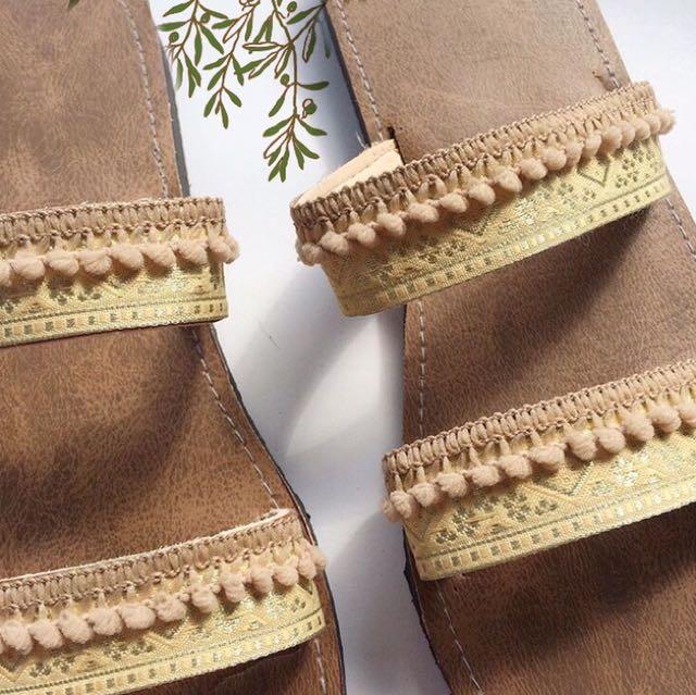Boho Simply Sandal 4D